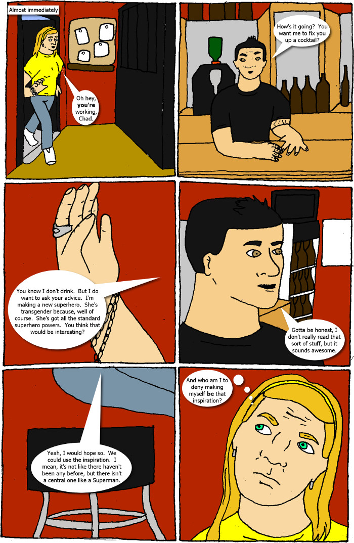 Page 18: issue 1 - The Beginning