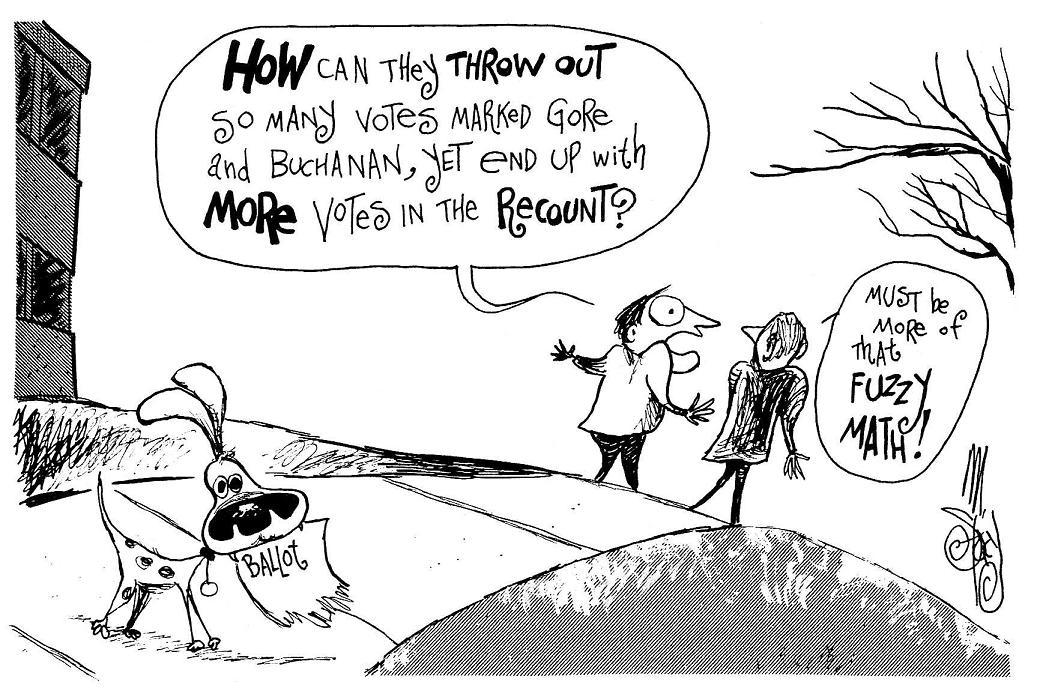 Editorial: Counting On Counting (2000)