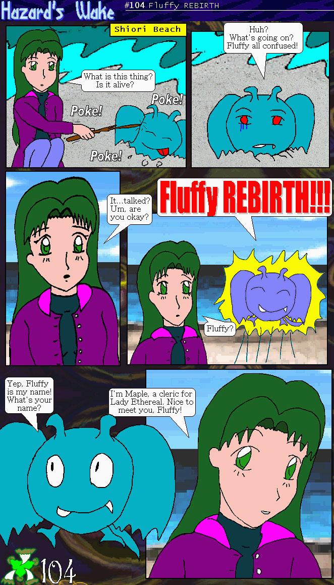 Fluffy REBIRTH