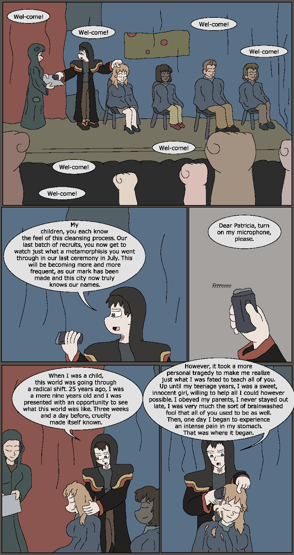 A Time For Work, Page 14
