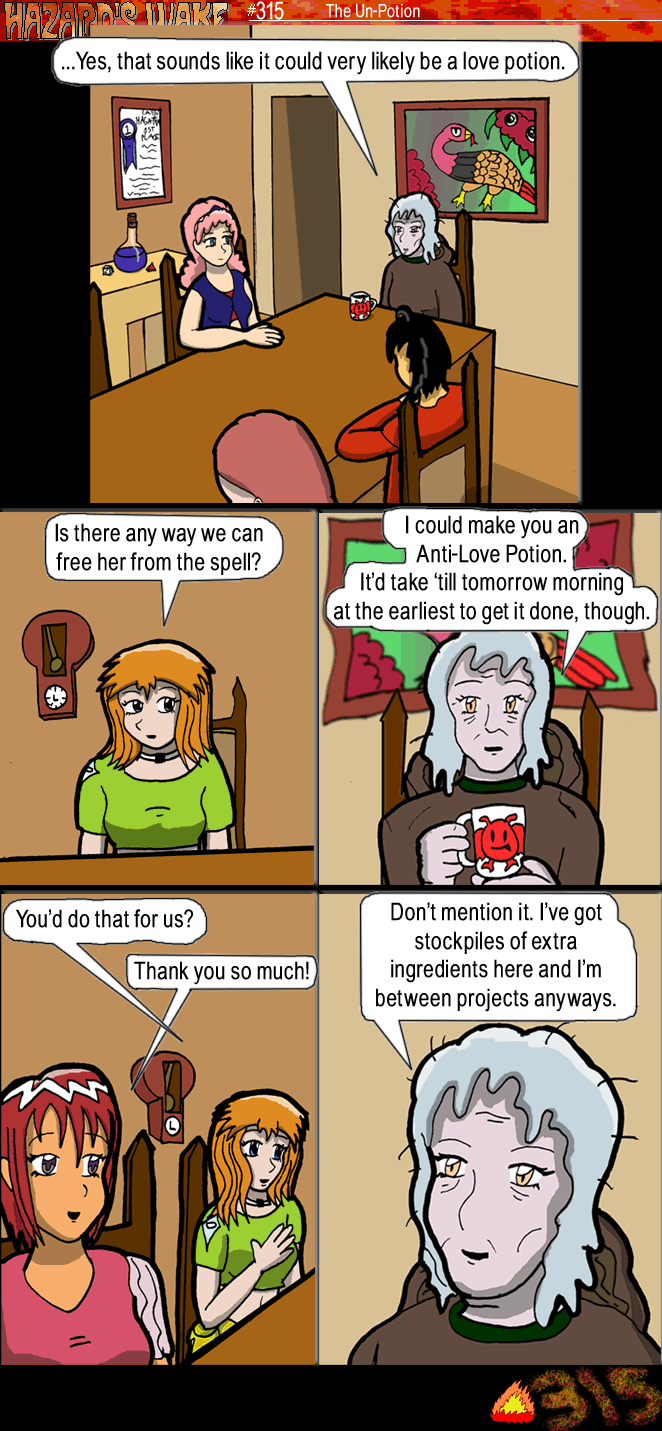 The Un-Potion