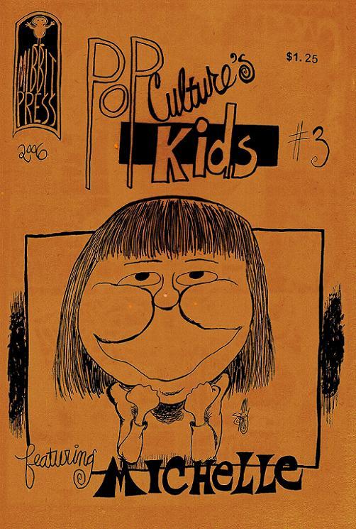 Digest Minicomic Cover