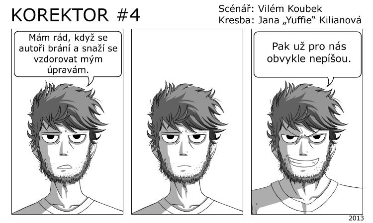 Korektor #4