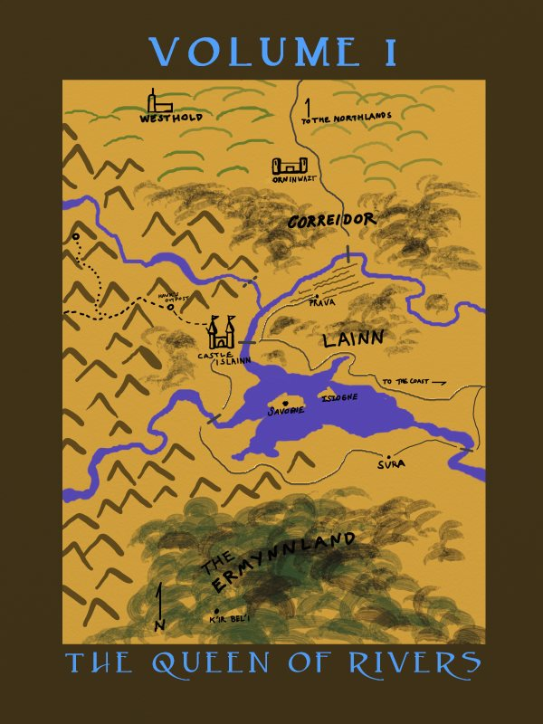 A Map of Three Kingdoms