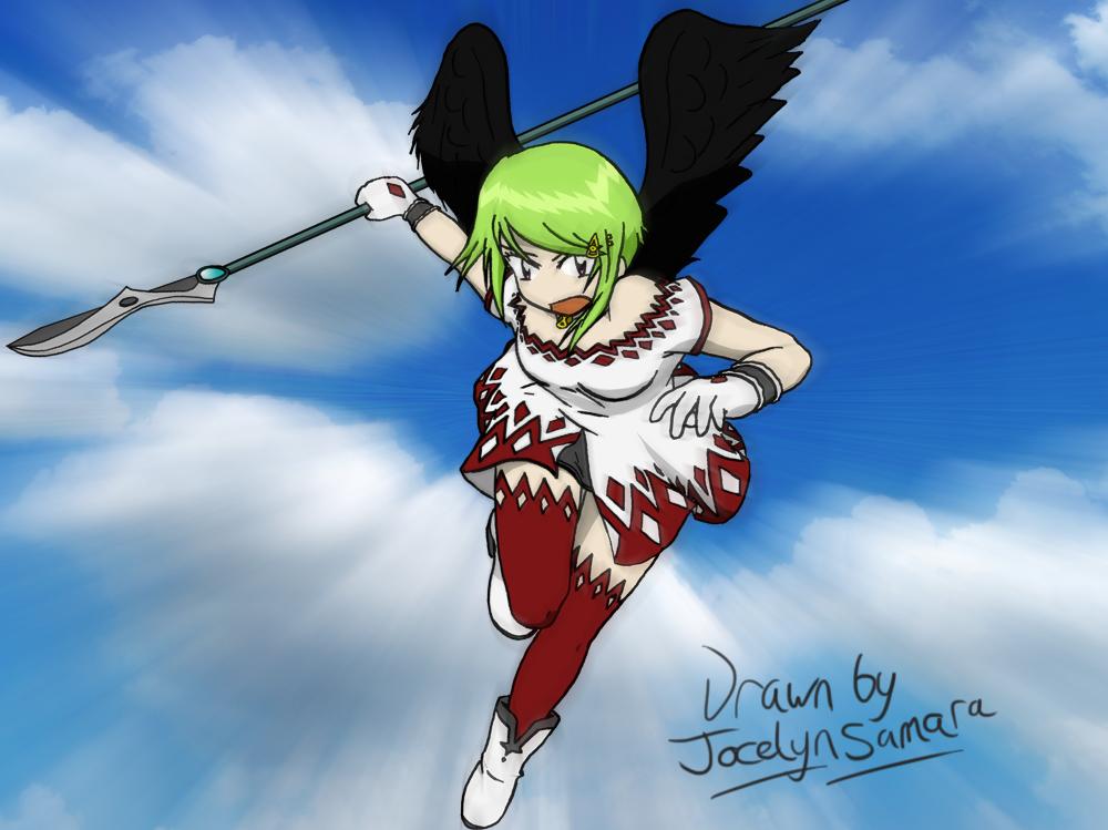 Badass Wings, Kaminari