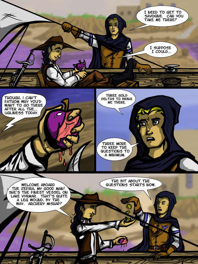 Princess Cearynth - 1