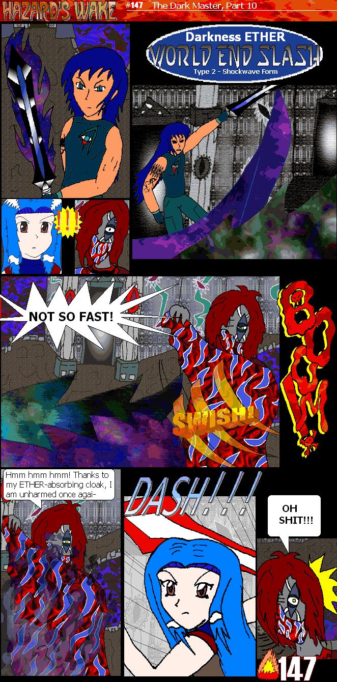 The Dark Master, Part Ten