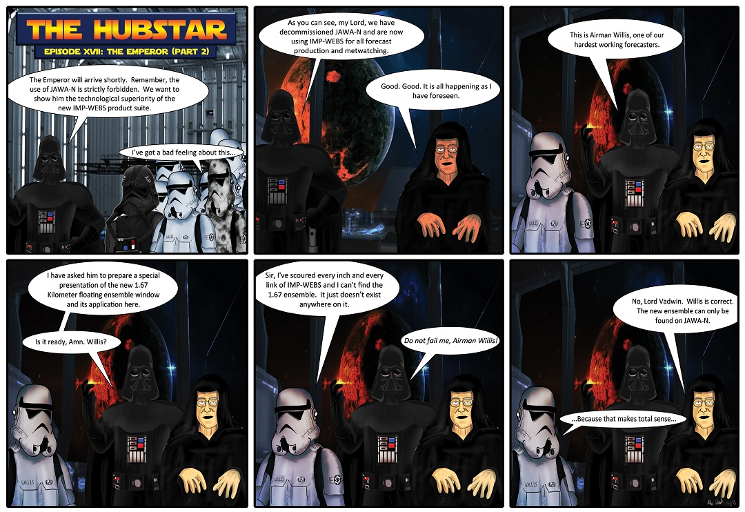 Episode XVII: The Emperor (Part 2)