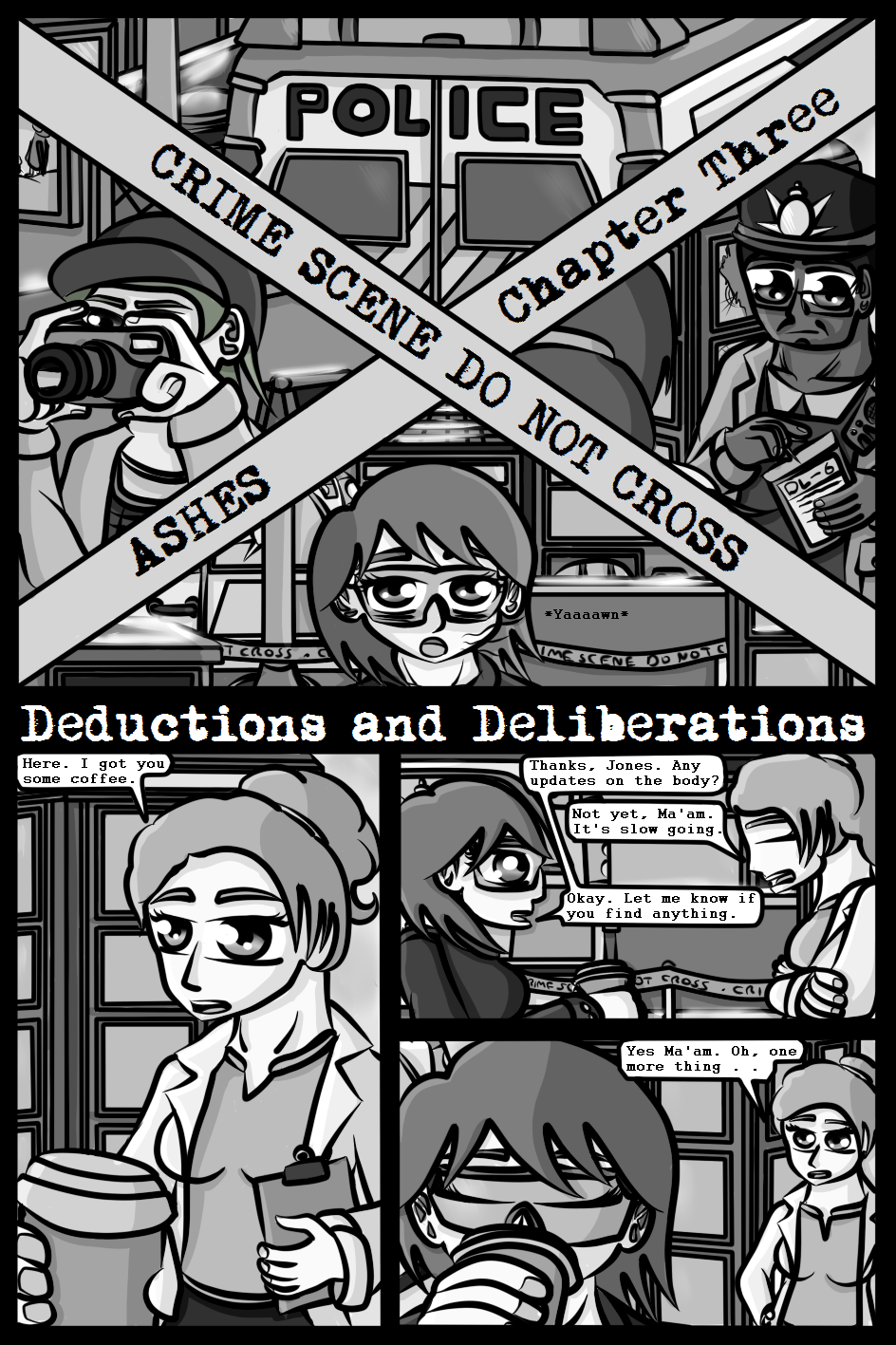 Deductions and Deliberations