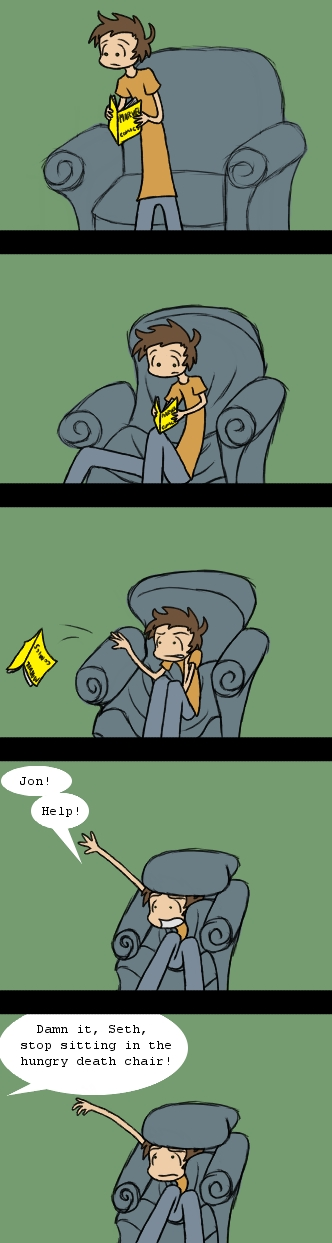 0016: Hungry, Hungry Upholstery