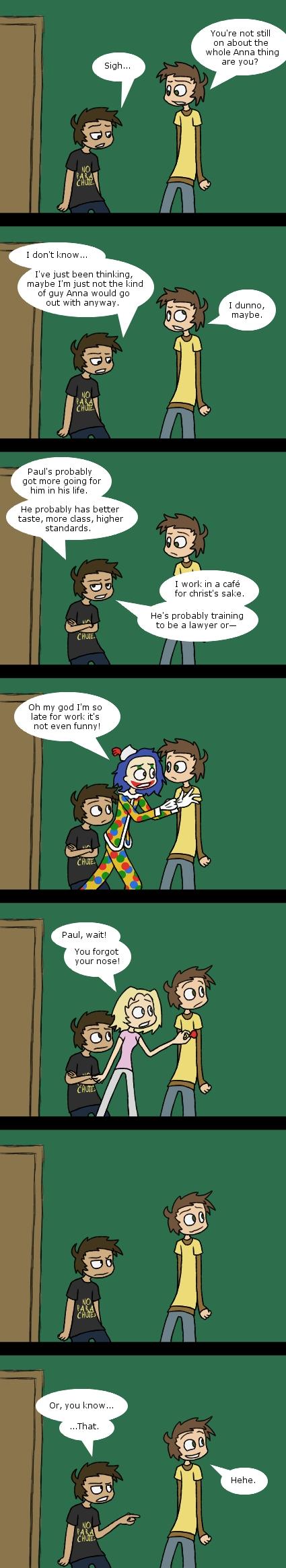 0050: Just Clowning Around