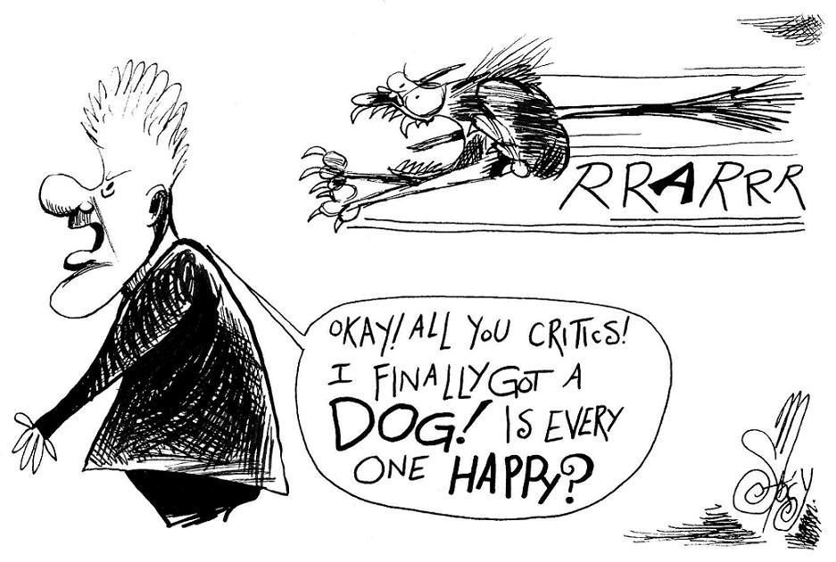 Editorial: Presidential Pet Tricks (1997)