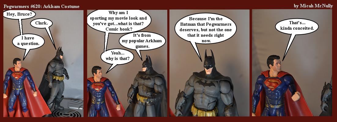 620. Arkham Costume