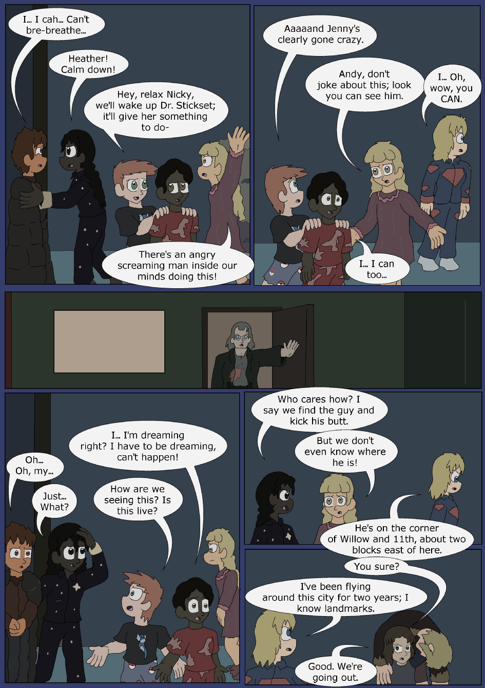 Blues in the Night, Page 20