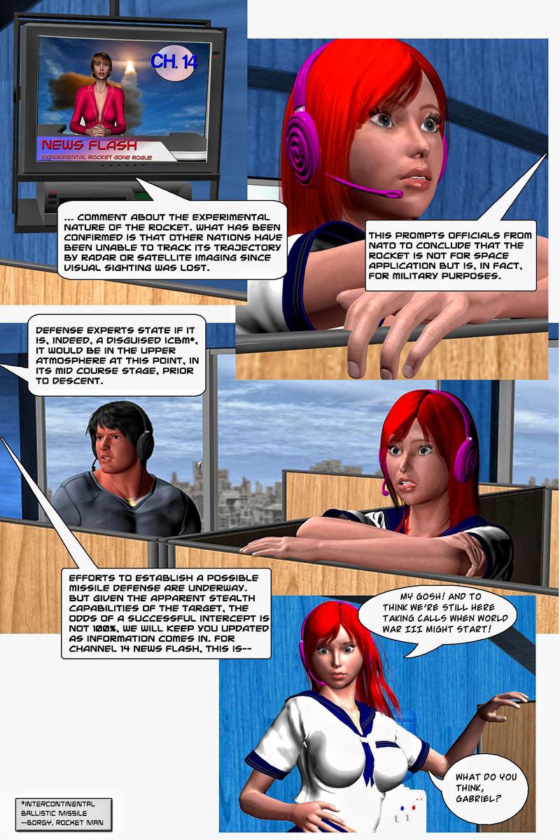 SERVANT #1 Page 15