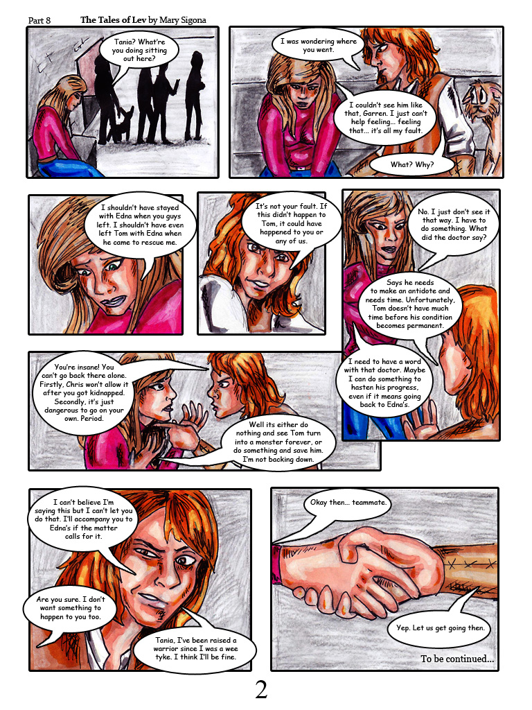 The Beast (Page 2) Part 8