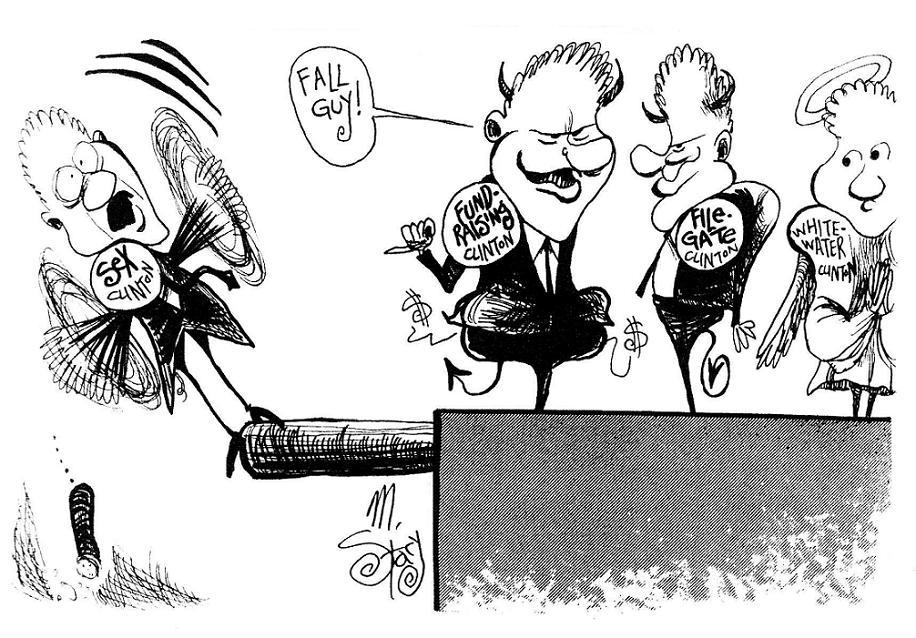 Editorial: The Bill Clintons (1998)