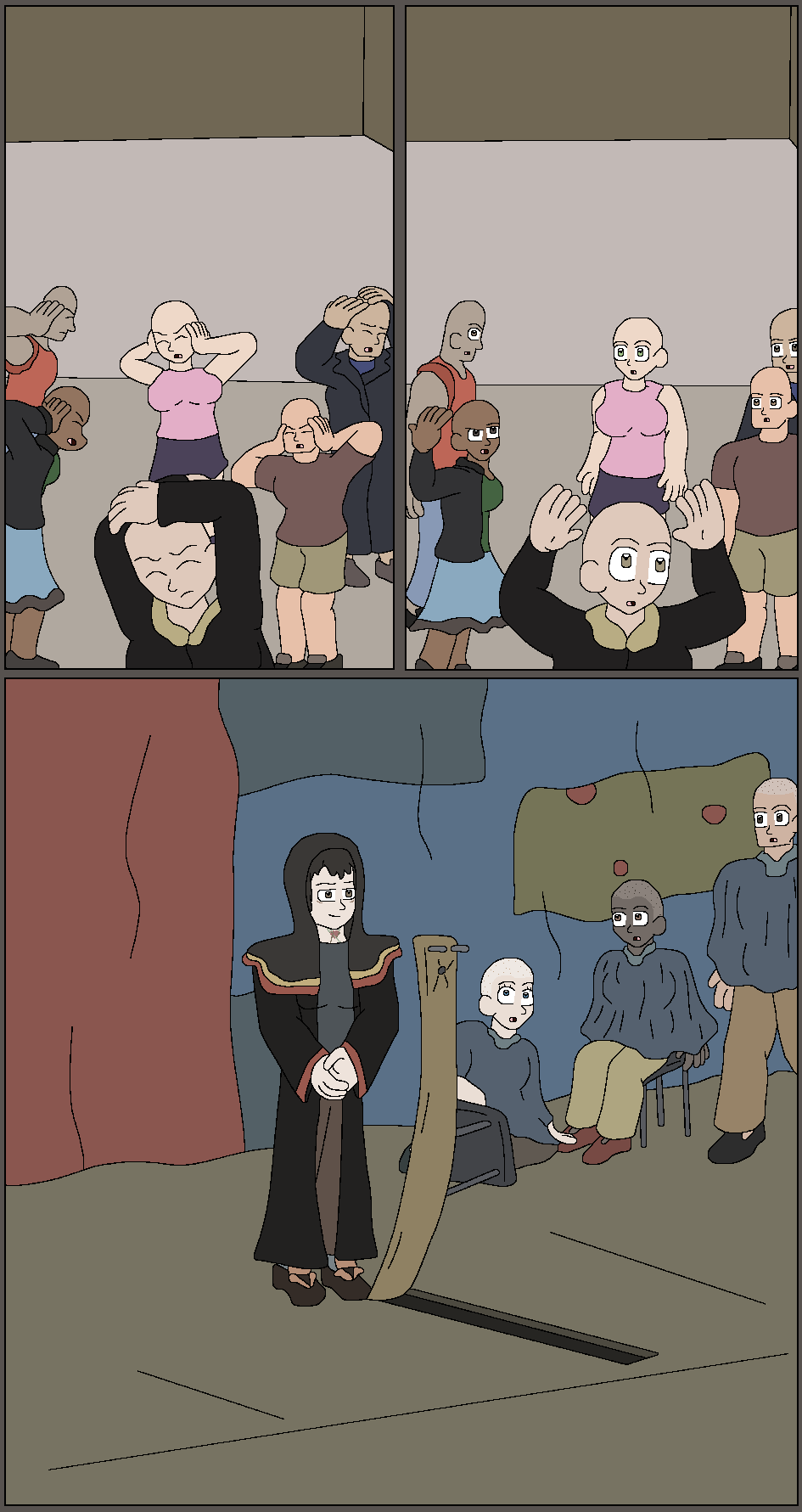 A Time For Work, Page 17