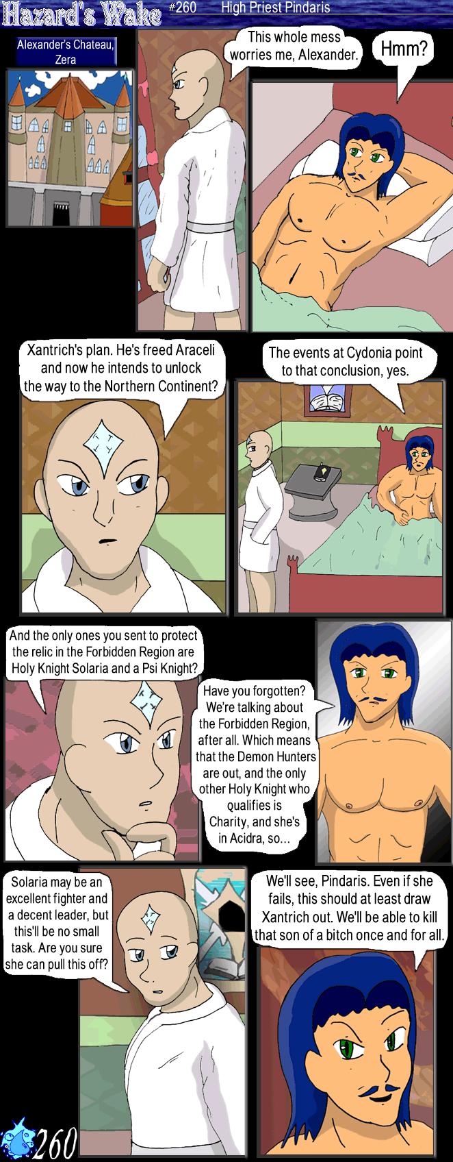 High Priest Pindaris