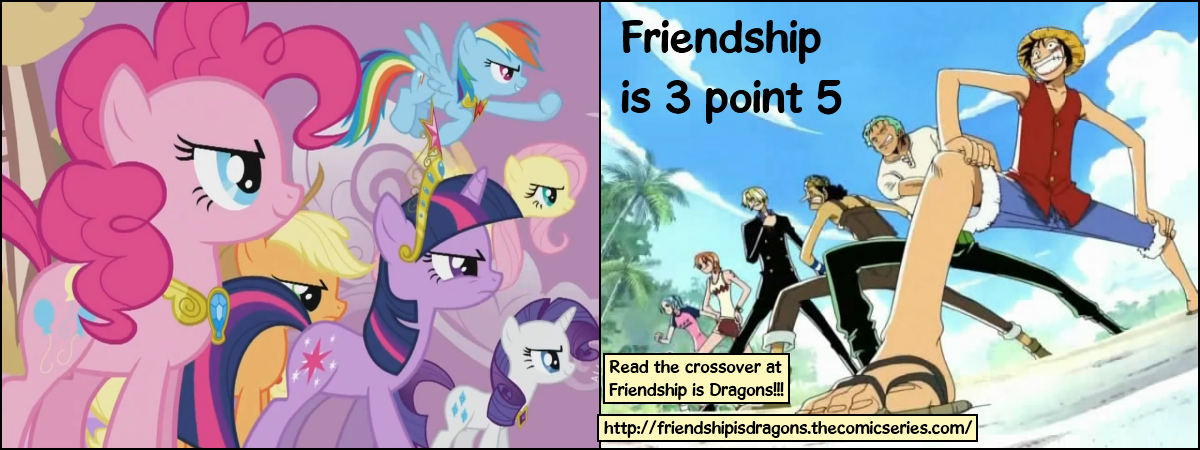 Friendship is 3 point 5