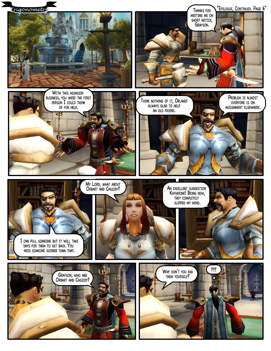 Epilogue, Continued. Page 6