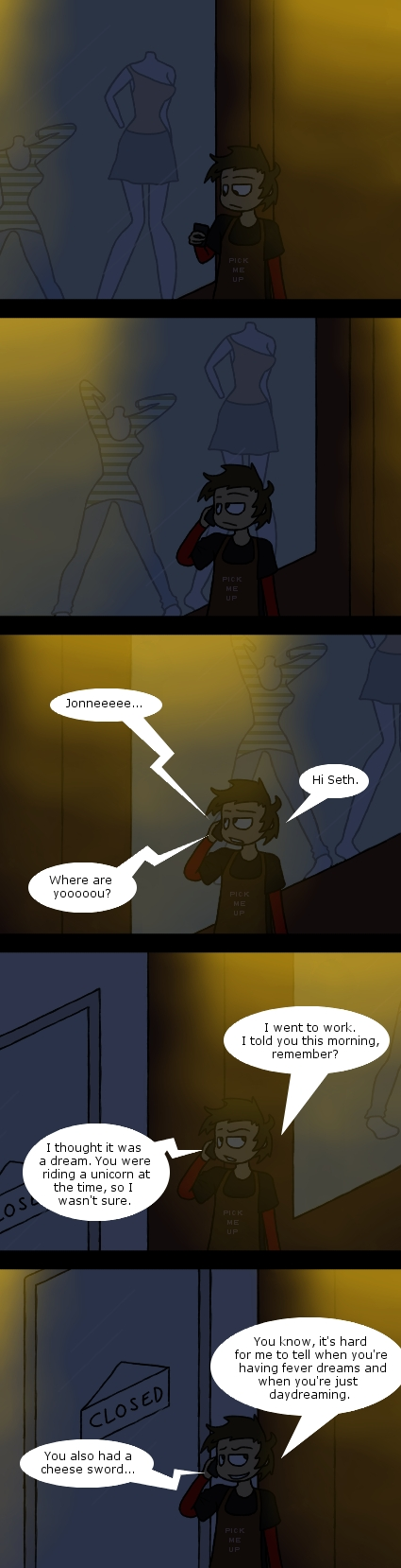 0064: Mr Wensleydale the Swordsmith