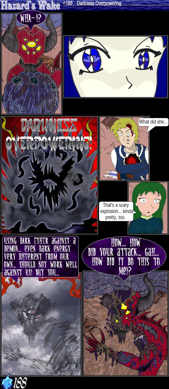 Darkness Overpowering