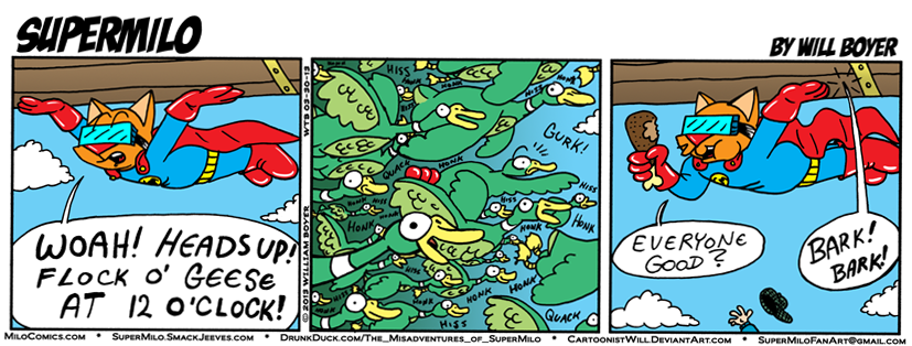 Flock 'O' Geese