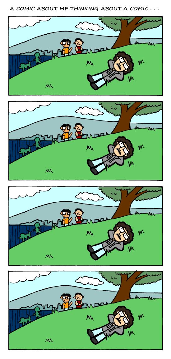 It's a Comic...