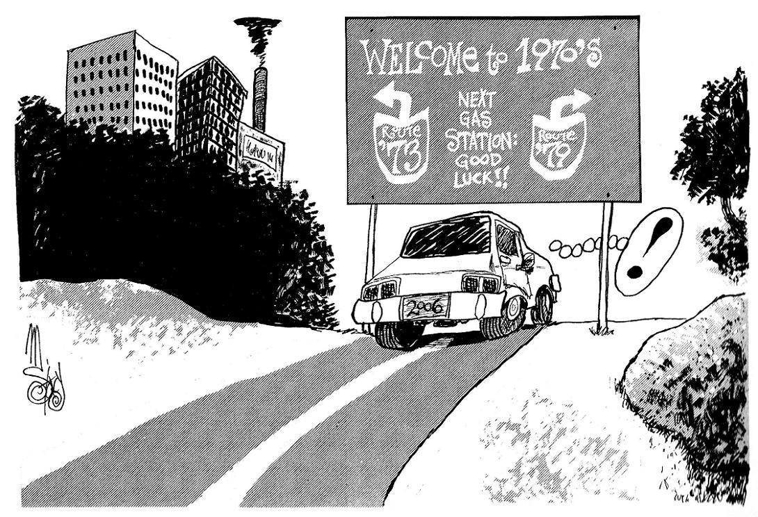 Editorial: Energy Crisis? (2006)