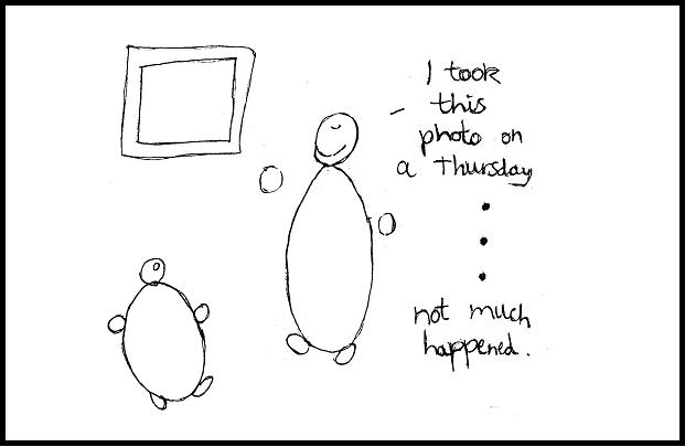 White Blank Thursday