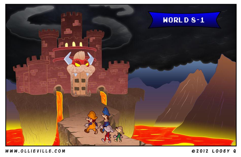 World 8-1