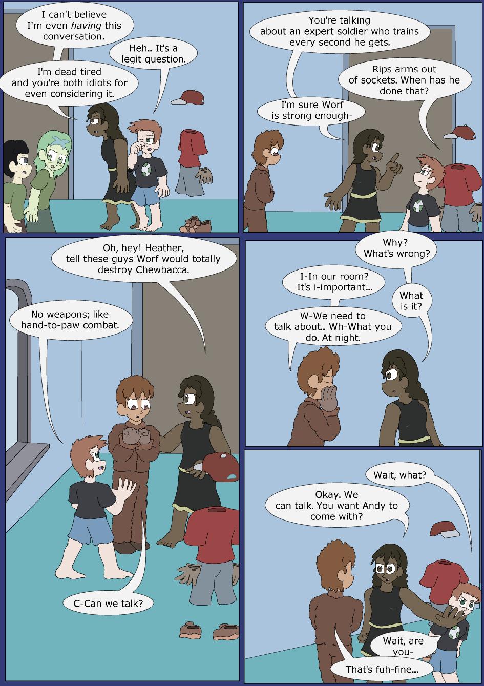 Blue Guardians, Page 3