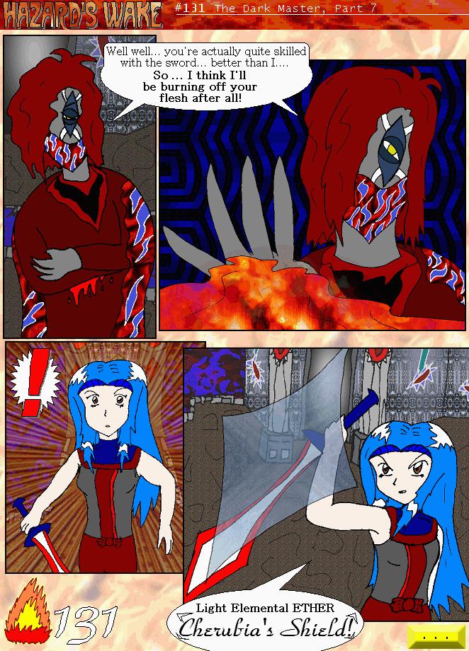 The Dark Master, Part Seven