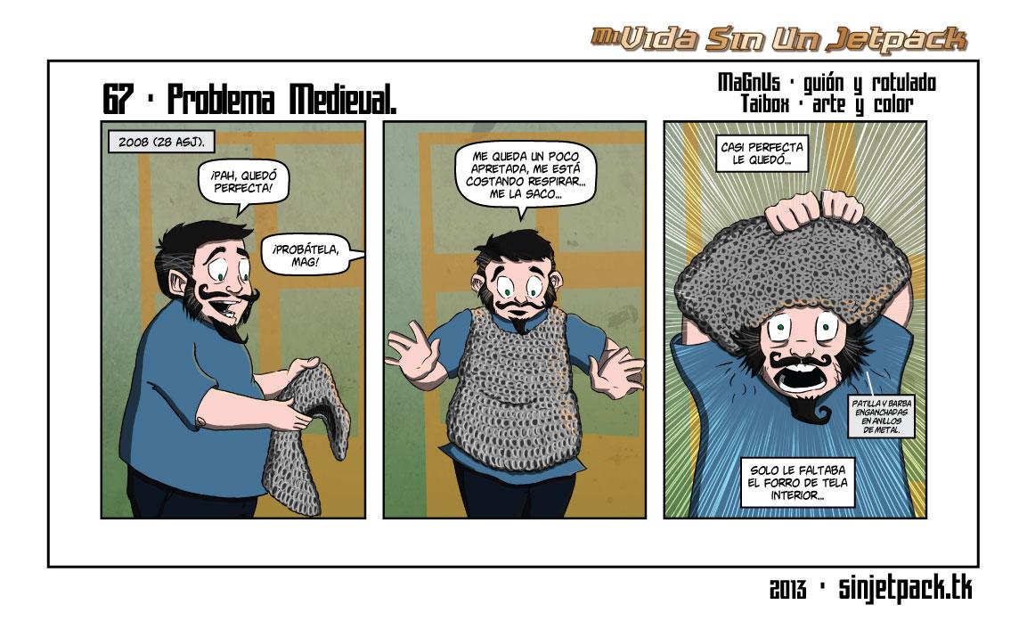 67 - Problema Medieval.