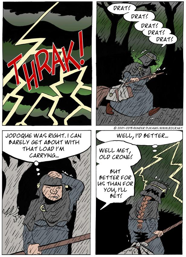 Thrakkatack!
