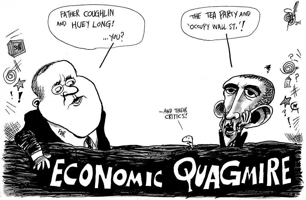 Editorial: DemaGags (2011)
