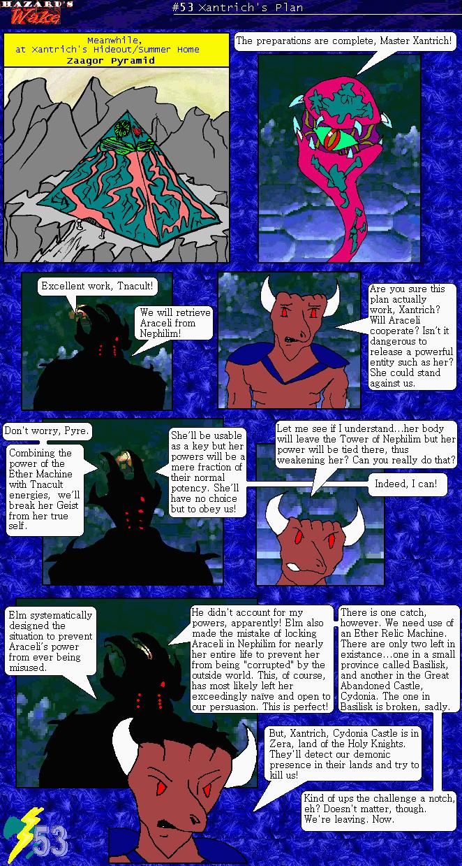 Xantrich's Plan