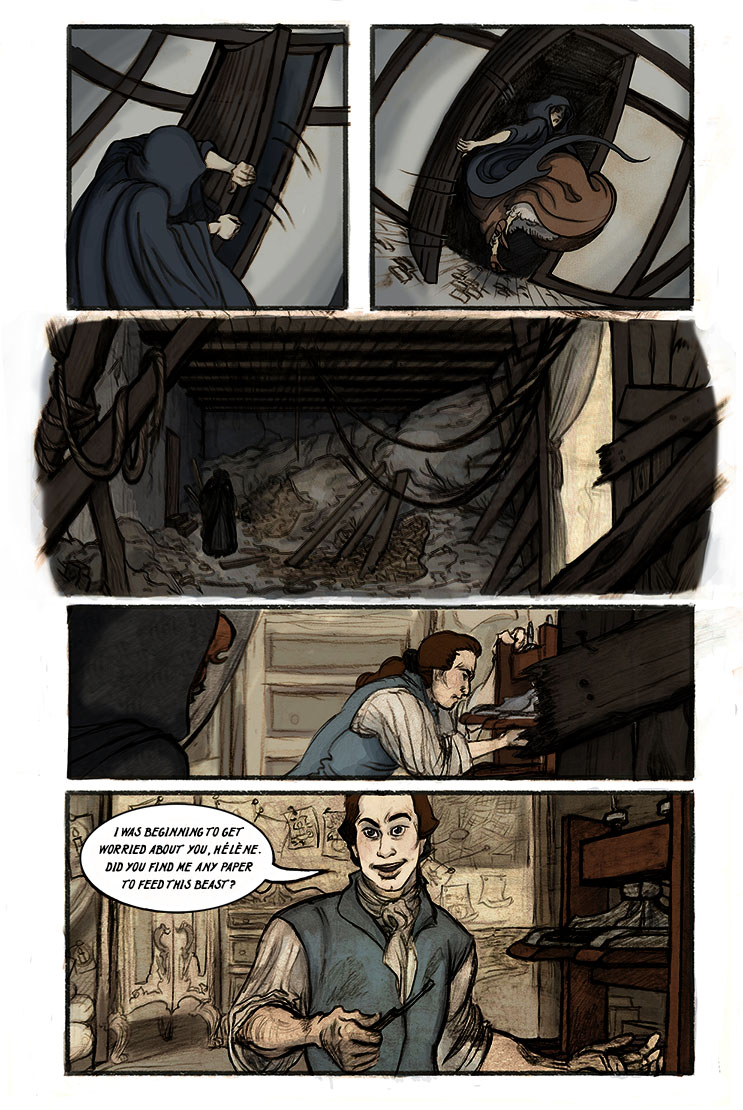 The Light Eaters, Page 3