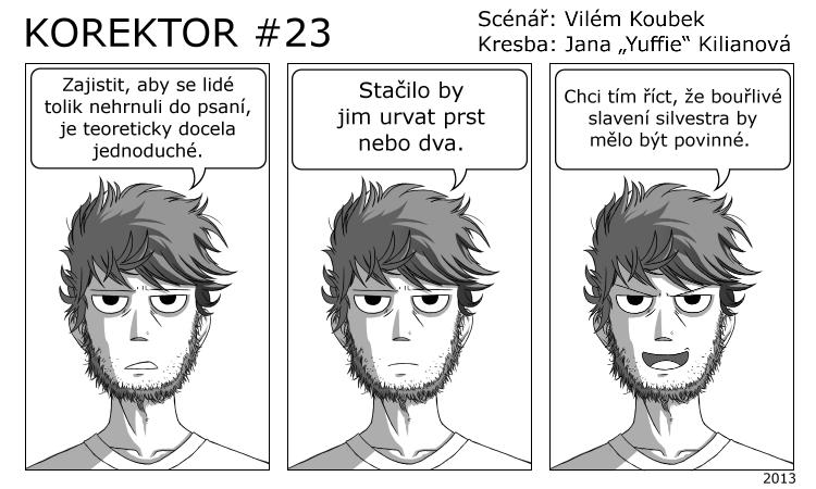 Korektor #23