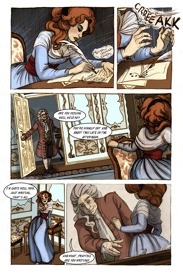 The Light Eaters, Page 8