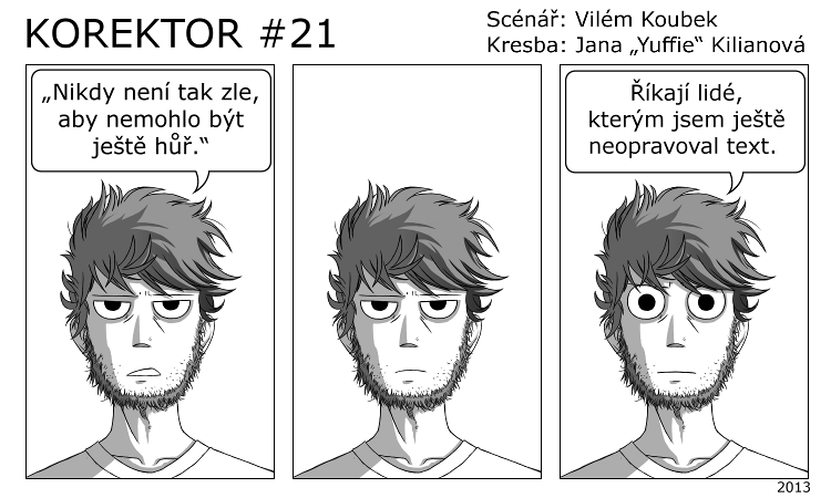 Korektor #21