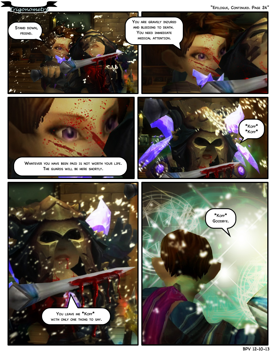 Epilogue, Continued. Page 24