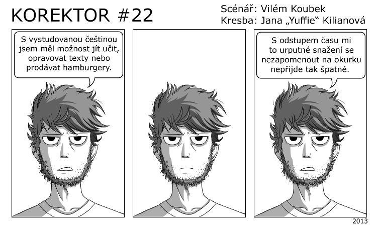 Korektor #22