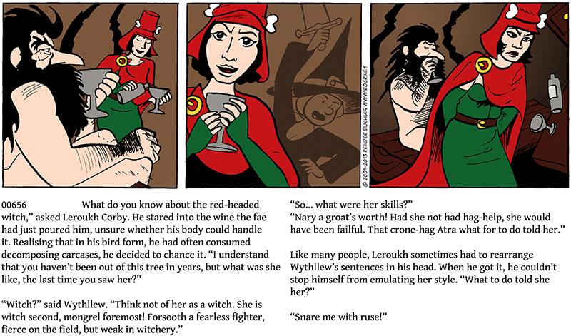Wythllew's perspective