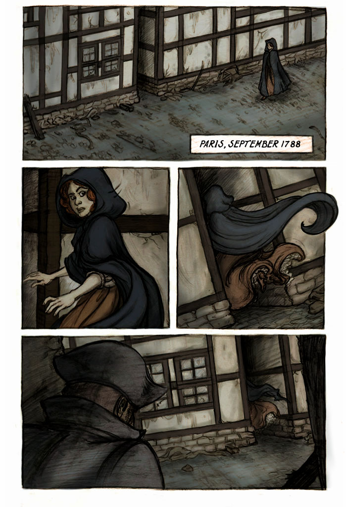 The Light Eaters, Page 2