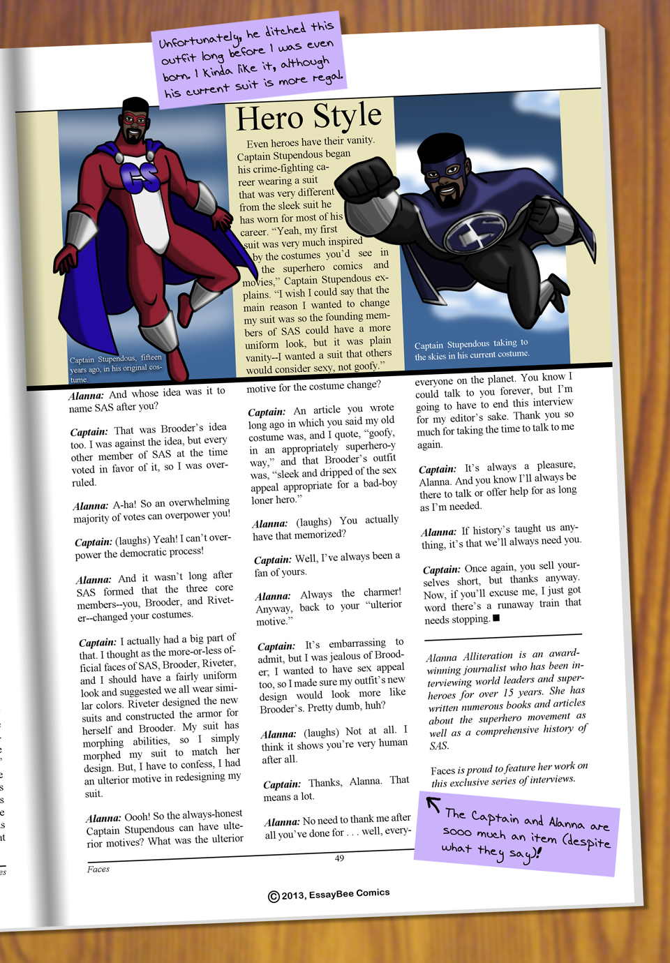 Interleude--Faces Magazine Interview 2 Page 06