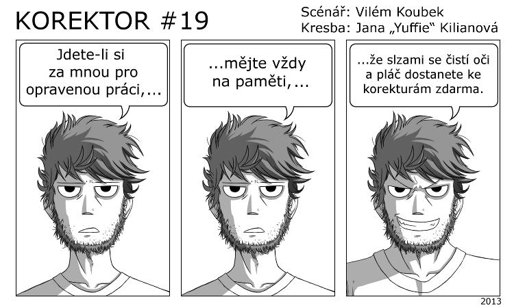 Korektor #19