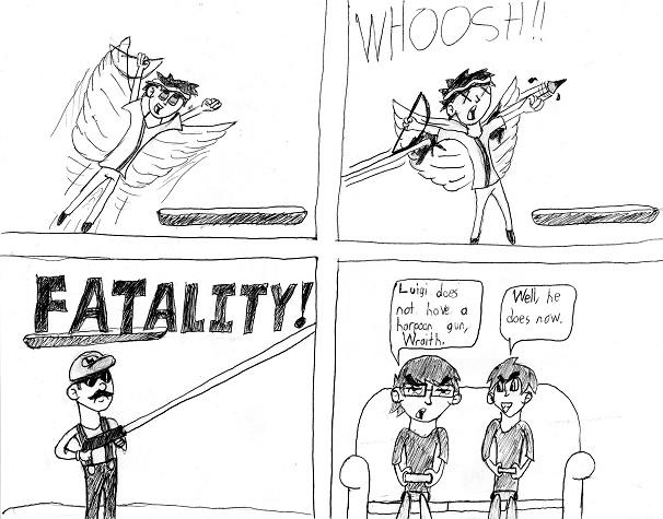 Brawl Fatality
