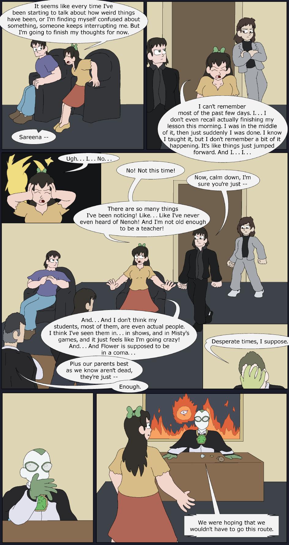 The Sunset Princess, Page 19